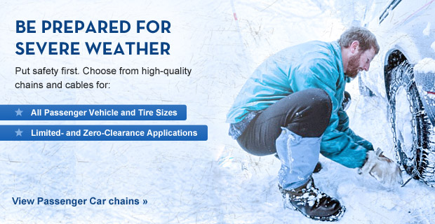 Quality Chain Corp | Snow Tire Chains from the Largest Tire Chain ...