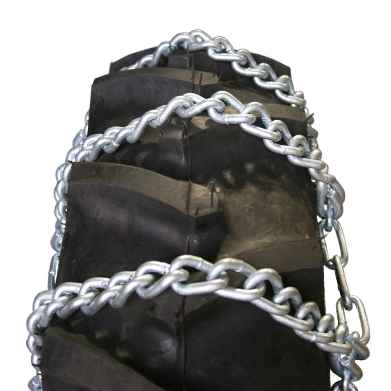 Tractor Tire Chain Links : Fieldmaster tractor chains quality chain corp